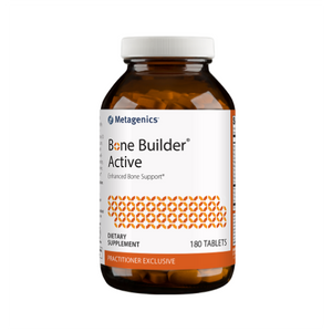Metagenics Bone Builder Active 180 Tablets