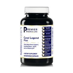 Premier Research Labs Coral Legend Plus 90 Capsules (Bottle) by Premier Research Labs