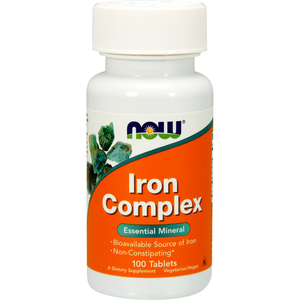 Iron-Complex-Vegetarian-100-Tablets
