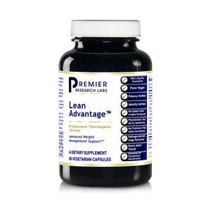 Premier Research Labs Quantum Lean Advantage, 240 VCaps, Weight Management Support by Premier Research Labs