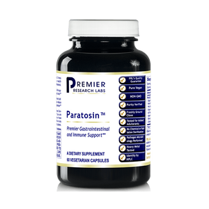 Paratosin TM, 180 Capsules, Vegan Product - G.I. Tract Botanical Formula for Comprehensive Gastrointestinal and Immune Support by Premier Research Labs