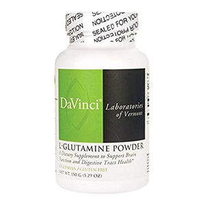 L-GLUTAMINE POWDER (30) by Davinci Labs