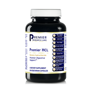 Premier HCL, (90 V-caps) by Premier Research Labs (Pack of 3)