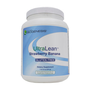 Nutra BioGenesis UltraLean Strawberry Banana 619 g