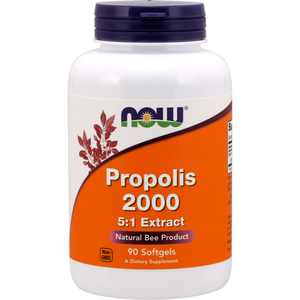 Propolis-2000-5:1-Extract-90-Softgels