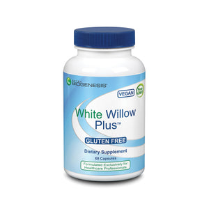 Nutra BioGenesis White Willow Plus (Pain X Plus) 60 Capsules