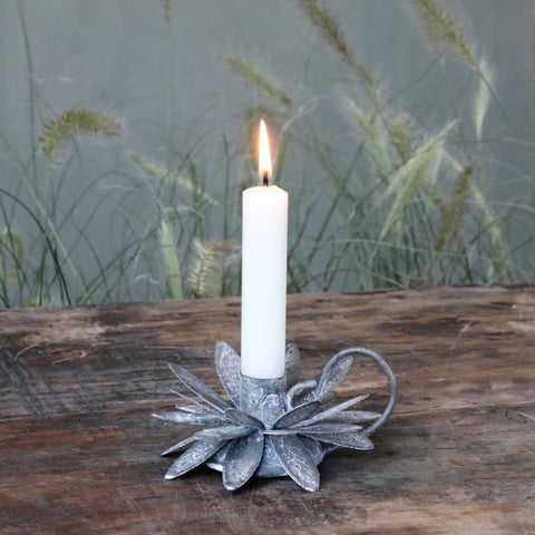 Flower Design Candle Holders