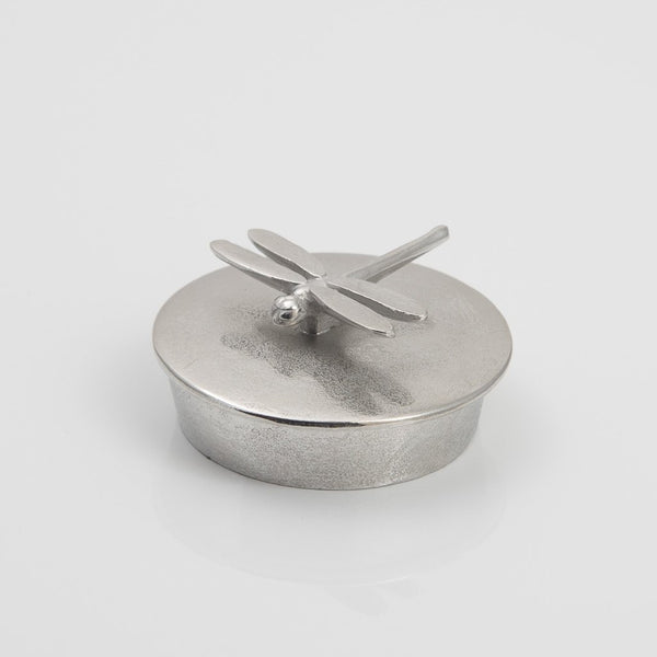 Pewter Trinket Dishes