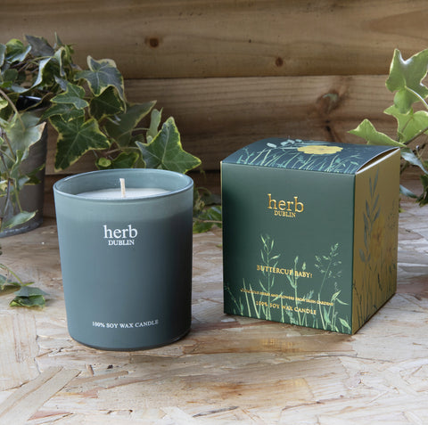 Herb Jar Candle Collection