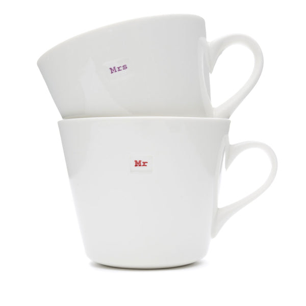 Bucket Mug Collection