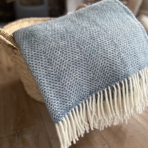 Pure Wool Baby Blankets