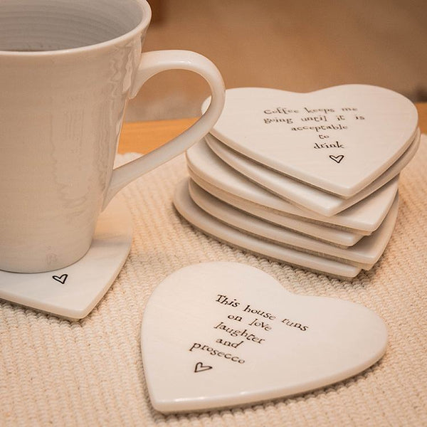 Heart Coaster Range