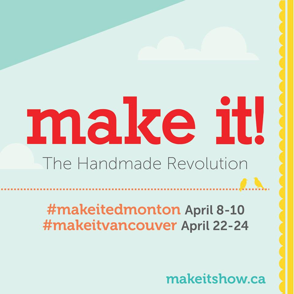 Kerf Accessories @ Make It Vancouver - April 22nd-24th