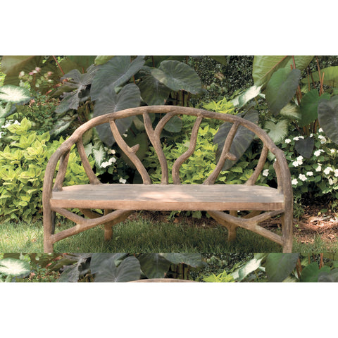Currey and Co - Arbor Bench