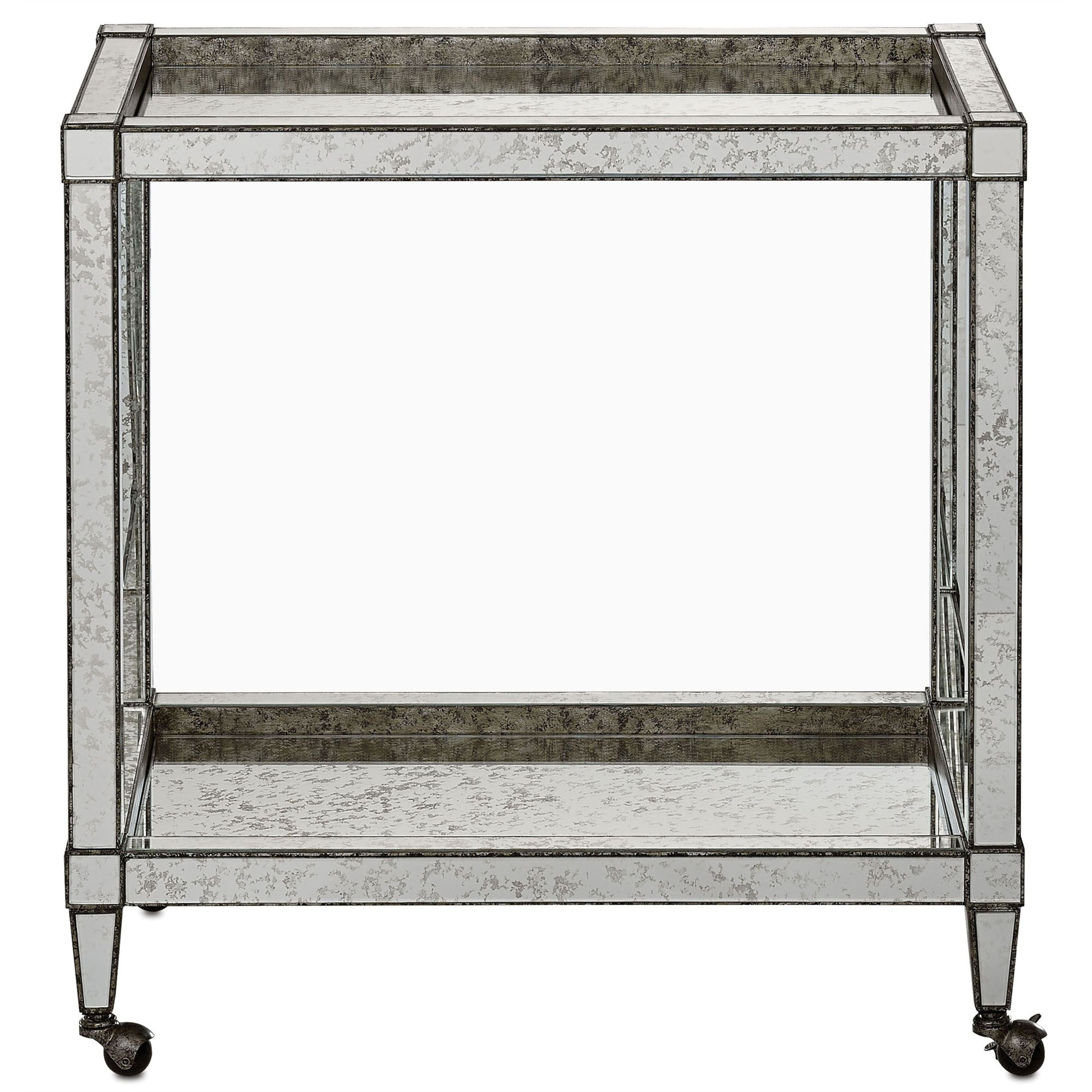Currey and Co - Monarch Bar Cart