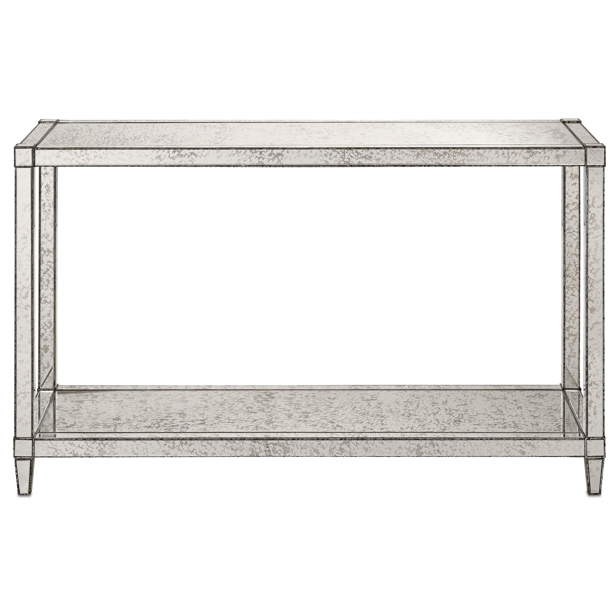 Currey and Co - Monarch Console Table