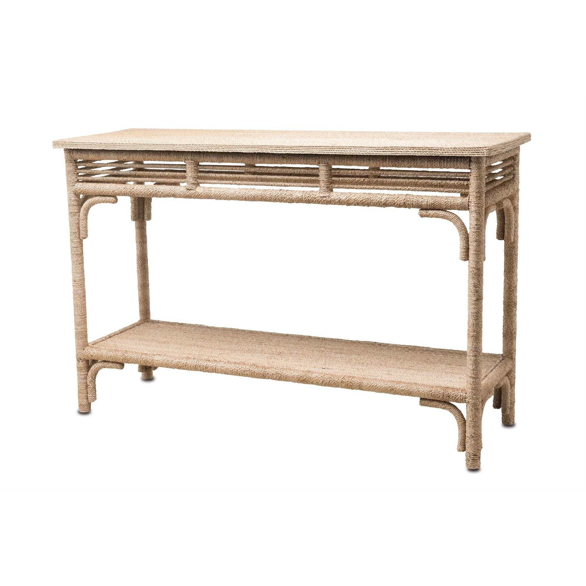 Currey and Co - Olisa Console Table