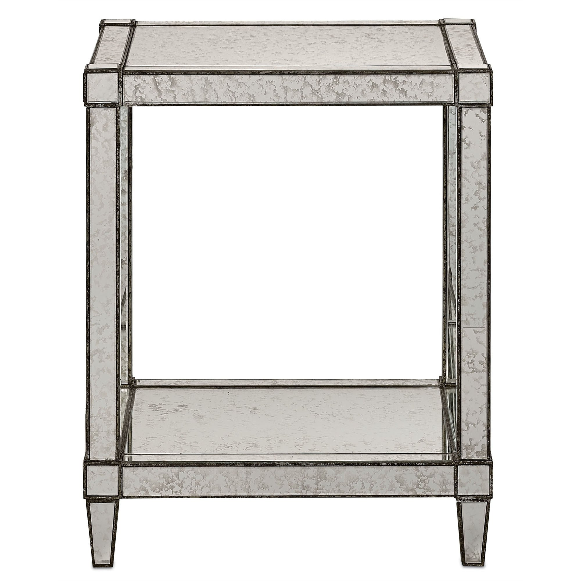 Currey and Co - Monarch Accent Table