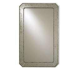 Currey and Co - Antiqued Wall Mirror