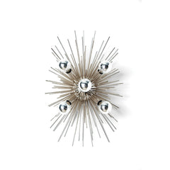 Arteriors - Zanadoo Sconce Nickel / Ceiling Mount