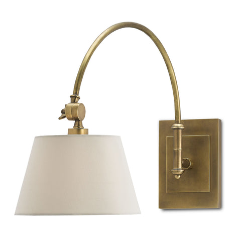 Currey and Co - Ashby Swing-Arm  Sconce