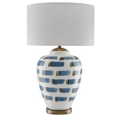 Currey and Co - Brushstroke Table Lamp