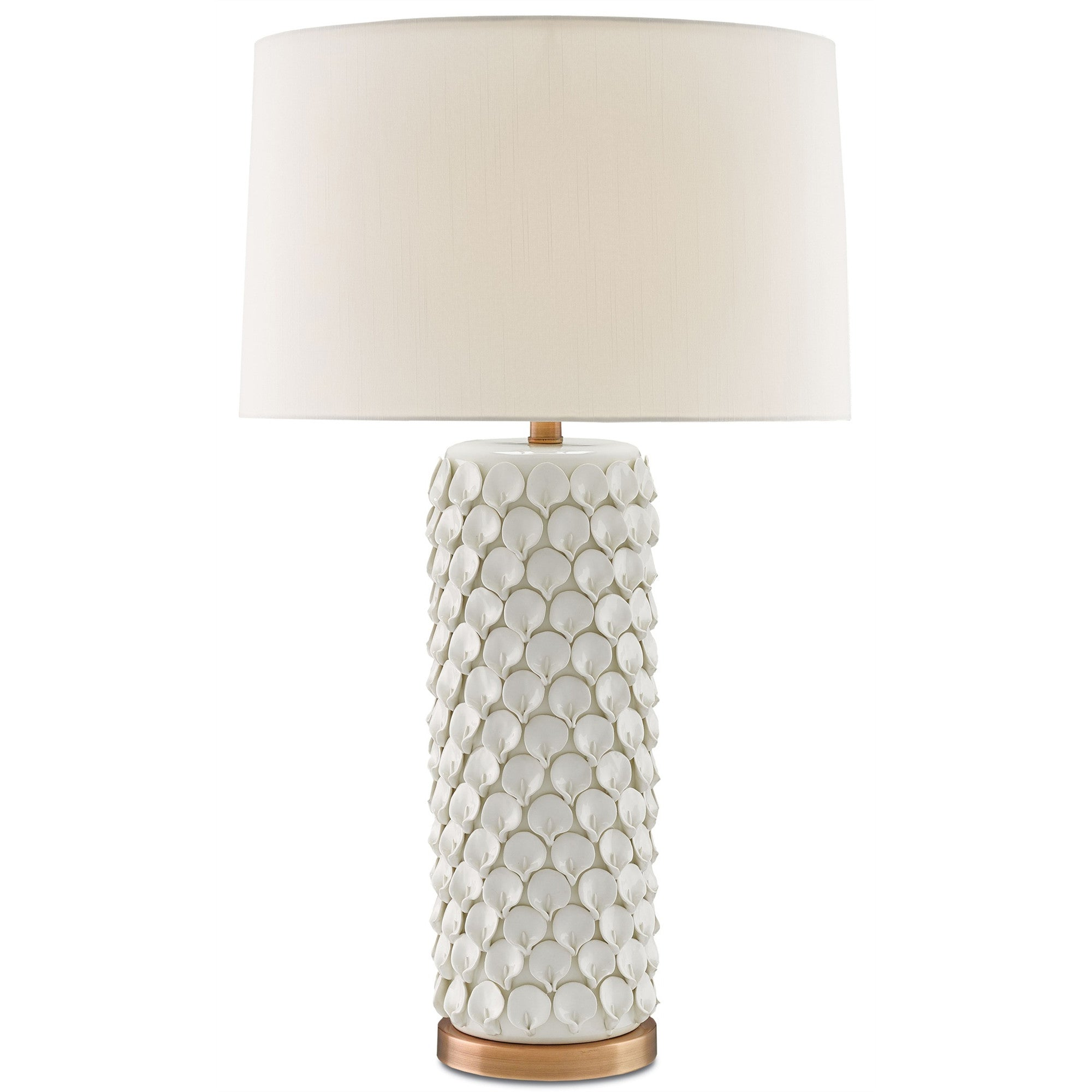 Currey and Co - Calla Lily Table Lamp