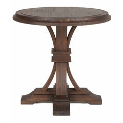 Orient Express - Devon Round Accent Table
