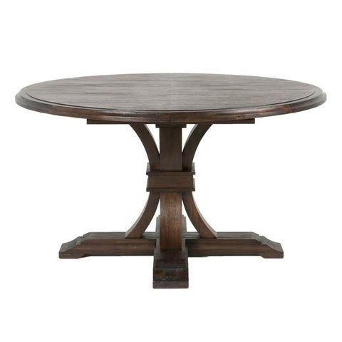 Orient Express - Devon Round Extension Dining Table