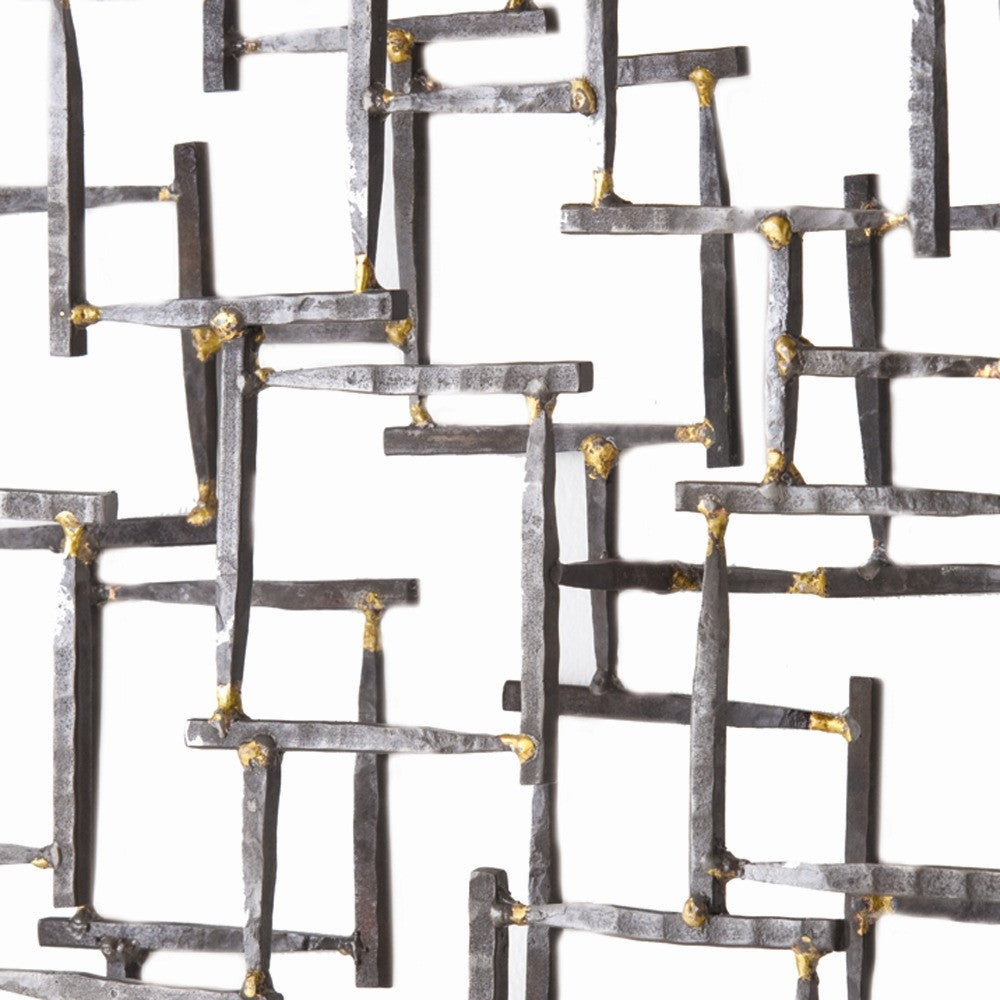 Arteriors - Ecko Wall Sculpture