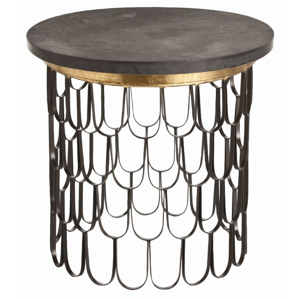 Arteriors - Orleans End Table