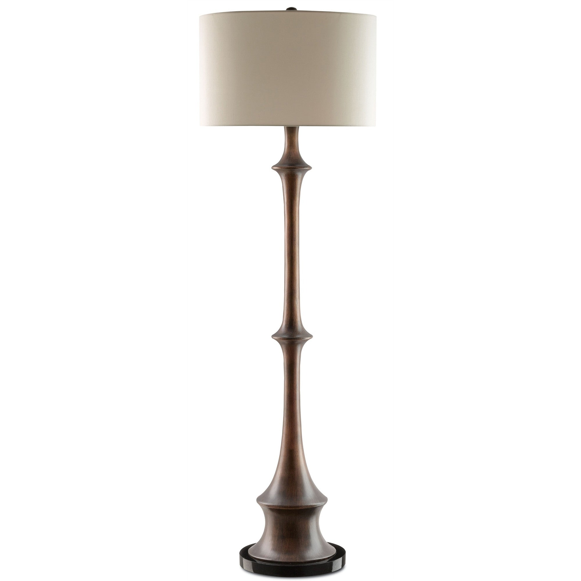 Currey and Co - Wayland Floor Lamp