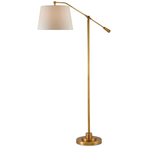 Currey and Co - Maxstoke Floor Lamp