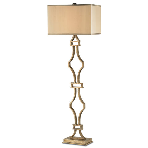 Currey and Co - Eternity Floor Lamp