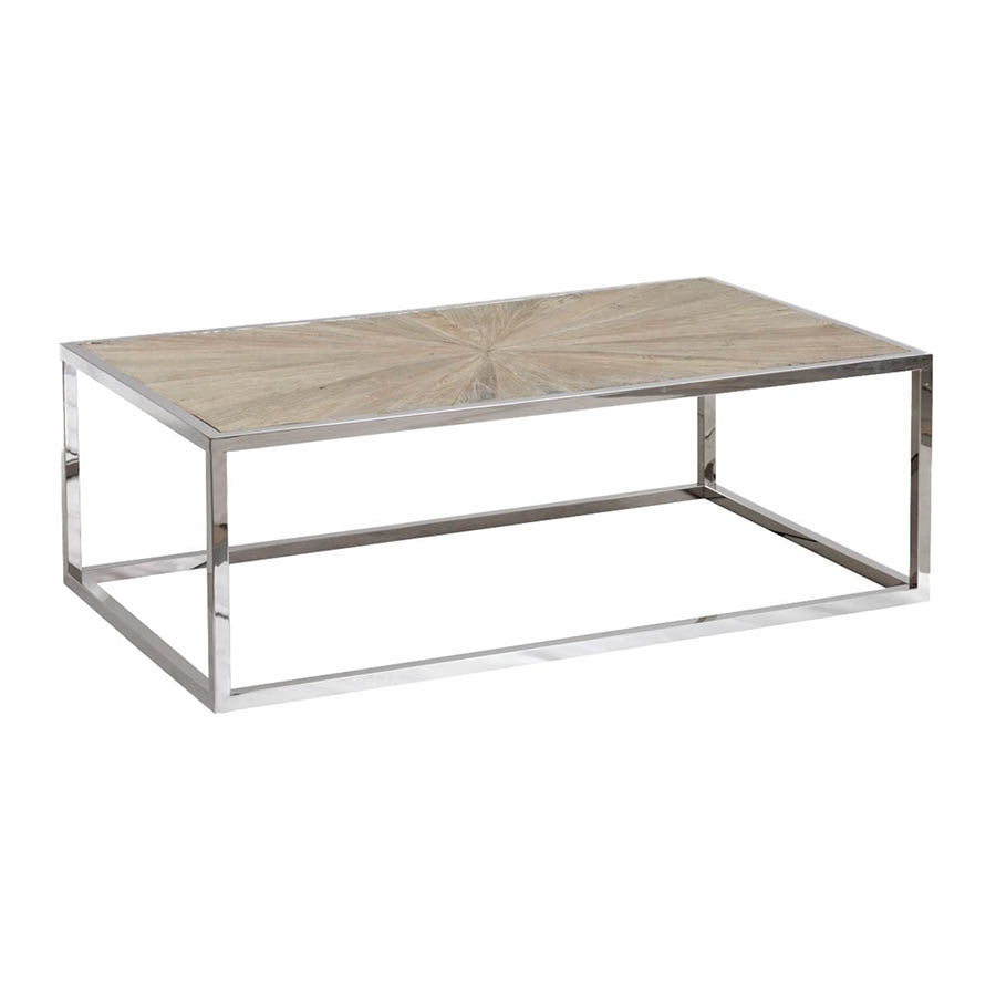 Orient Express   Parquet Coffee Table