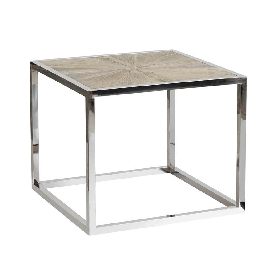 Orient Express - Parquet End Table