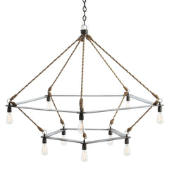 Arteriors - McIntyre Two Tiered Chandelier