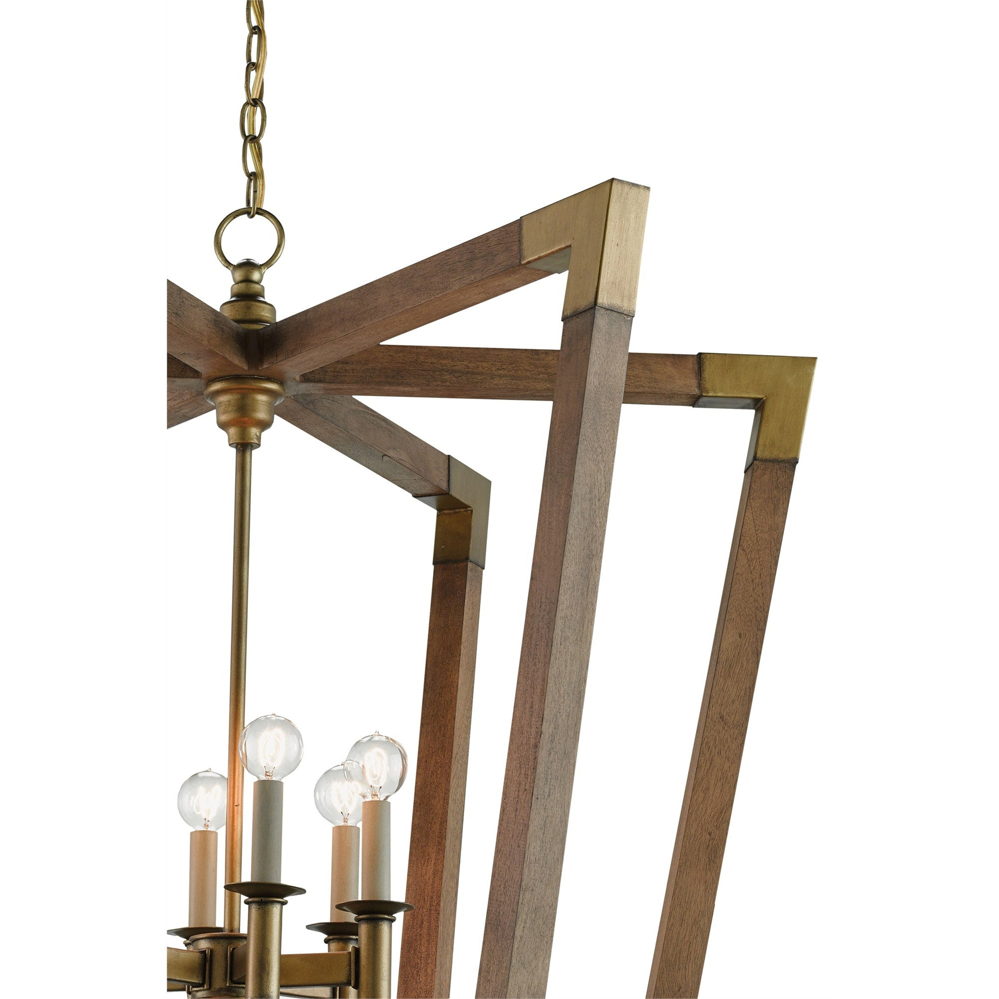 Currey and Co - Bastian Chandelier