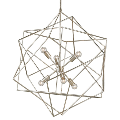 Currey and Co - Aerial Chandelier