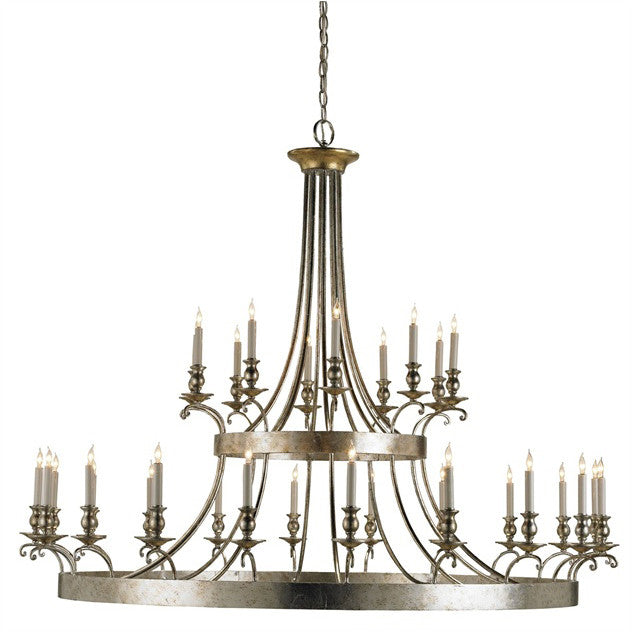 Currey and Co - Lodestar Chandelier