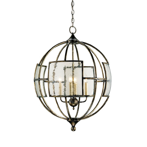 Currey and Co - Broxton Orb Chandelier