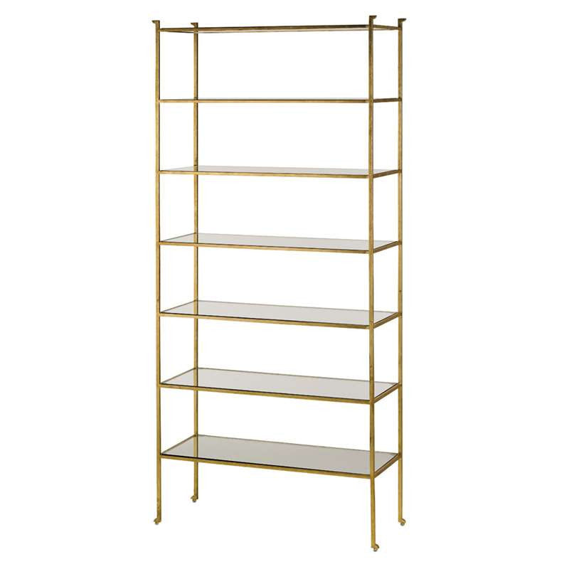 Currey and Co - Delano Etagere, Tall