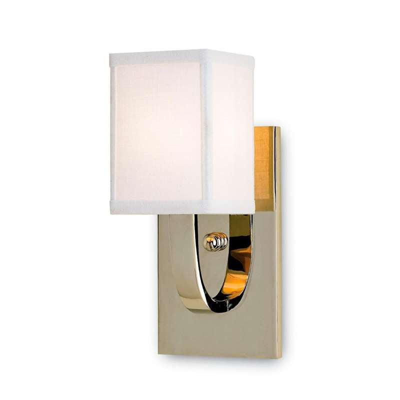 Currey and Co - Sadler Wall Sconce