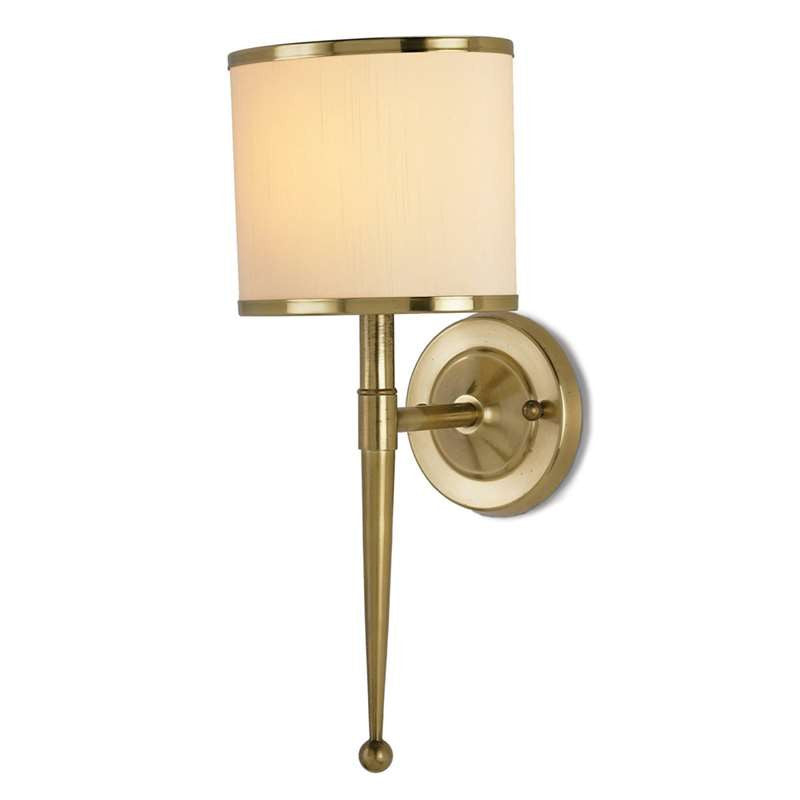 Currey and Co - Primo Wall Sconce