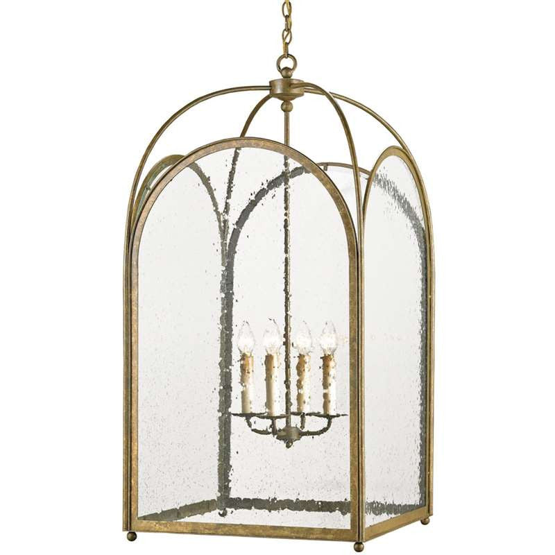 Currey and Co - Loggia Lantern, Large