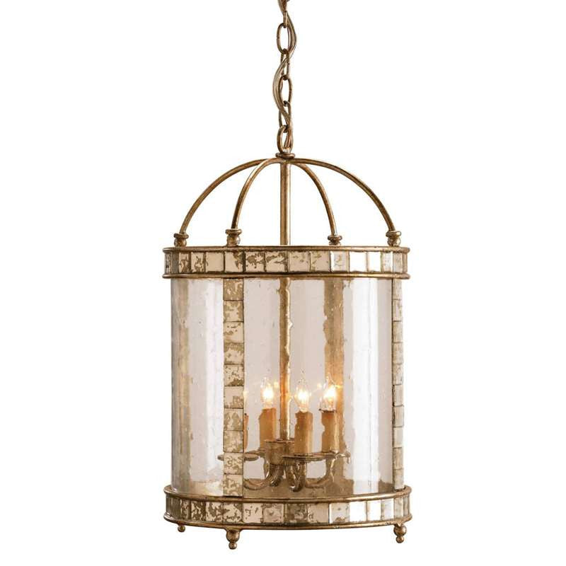 Currey and Co - Corsica Lantern, Large
