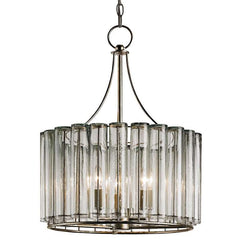 Currey and Co - Bevilacqua Chandelier, Small