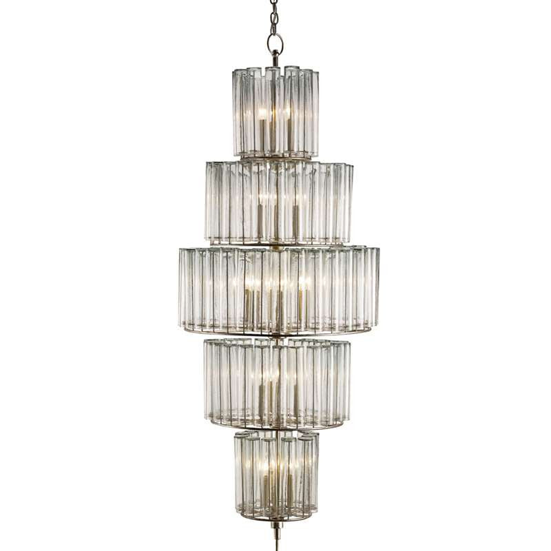 Currey and Co - Bevilacqua Chandelier, Large