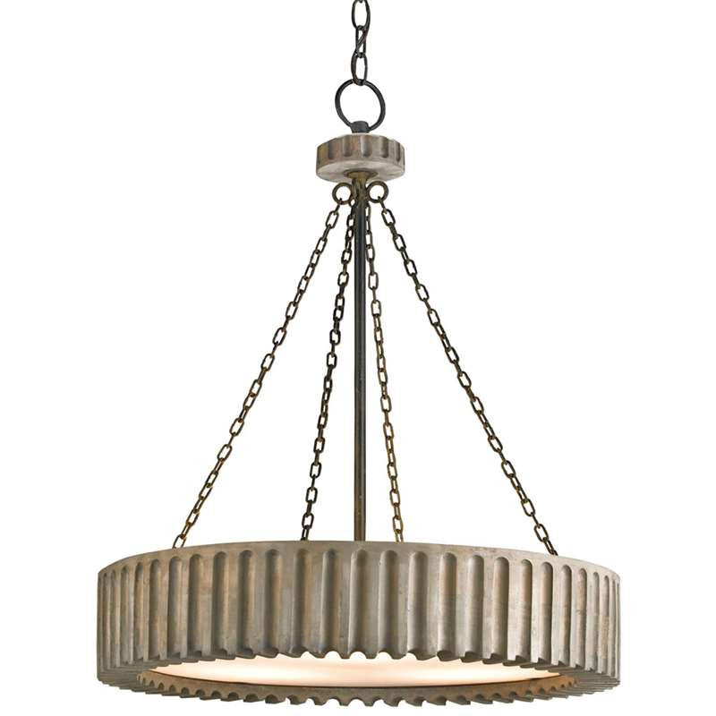 Currey and Co - Greyledge Chandelier