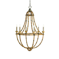 Currey and Co - Palm Beach Chandelier